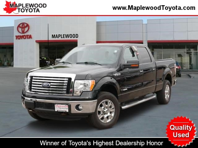 2012 Ford F 150 Xlt >> Pre Owned 2012 Ford F 150 Xlt Crewmax