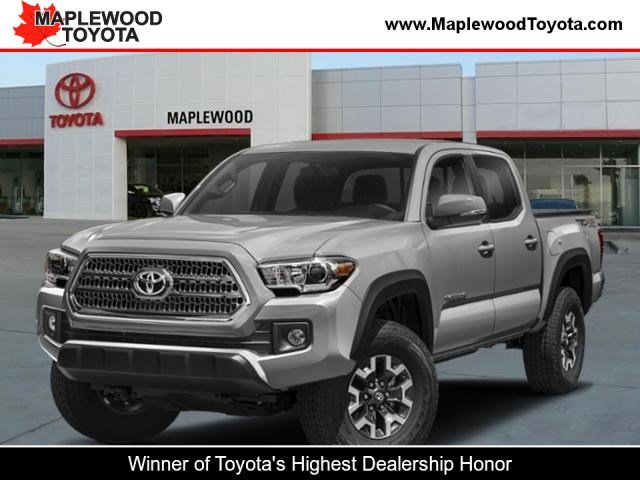 New 2019 Toyota Tacoma Trd Off Road Double Cab In Maplewood K10639