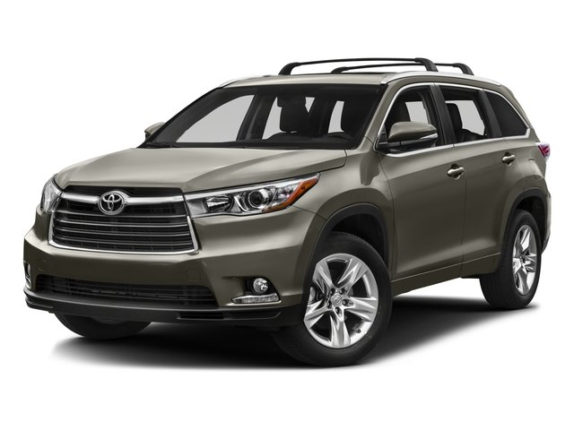 Pre-Owned 2016 Toyota Highlander AWD LTD V6