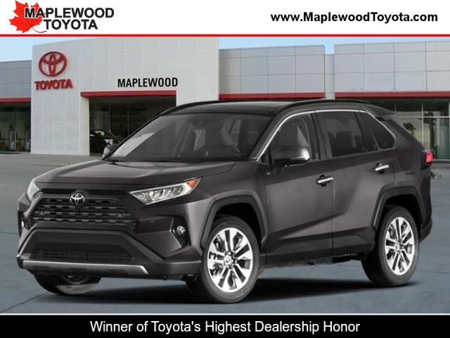 New 2019 Toyota Rav4 Limited Sport Utility In Maplewood K11224