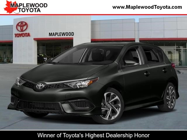 New 2018 Toyota Corolla iM Manual