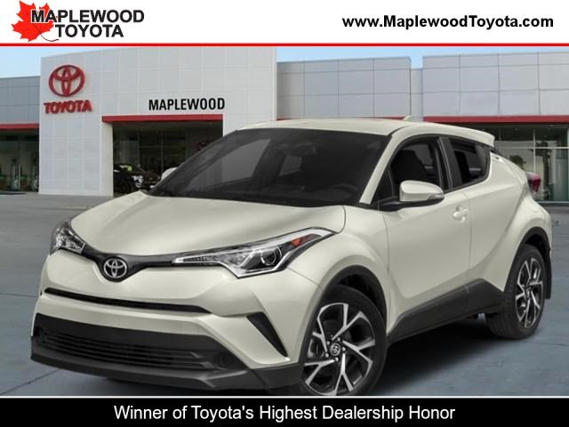 New 2019 Toyota C Hr Limited Sport Utility In Maplewood K10139