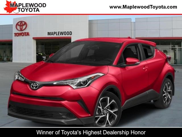 New 2019 Toyota C Hr Le Sport Utility In Maplewood K10218