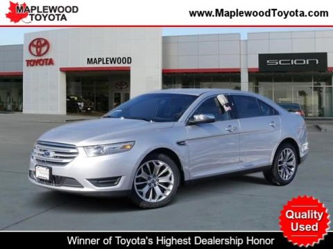 Pre-Owned 2014 Ford Taurus Limited 4dr Car