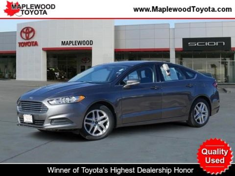 Pre-Owned 2013 Ford Fusion SE 4dr Car