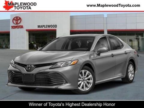 New 2018 Toyota Camry LE 4dr Car