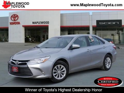 Certified Pre-Owned 2017 Toyota Camry LE 4dr Car
