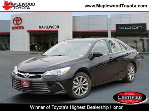 Certified Pre Owned 2017 Toyota Camry Xle 4dr Car