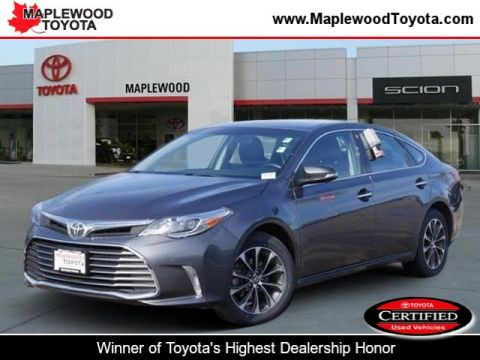 Certified Pre-Owned 2016 Toyota Avalon XLE 4dr Car