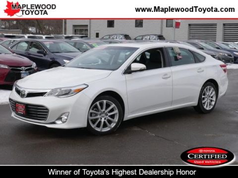 Certified Pre-Owned 2015 Toyota Avalon Limited 4dr Car