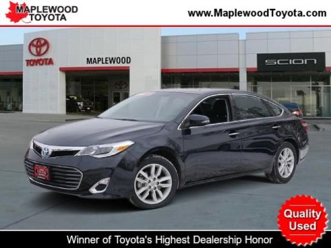 Pre-Owned 2015 Toyota Avalon XLE 4dr Car