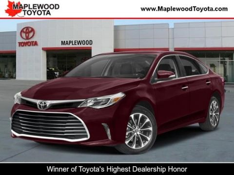 New 2018 Toyota Avalon Limited 4dr Car