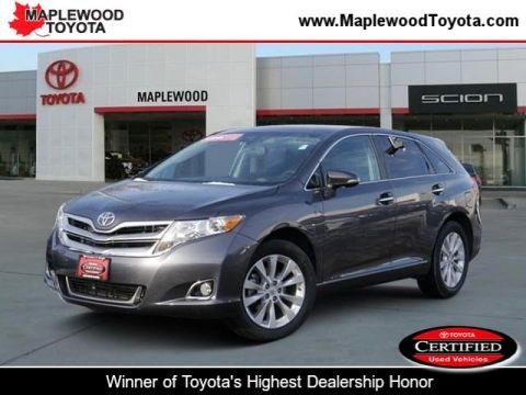 Certified Pre-Owned 2014 Toyota Venza XLE Sport Utility