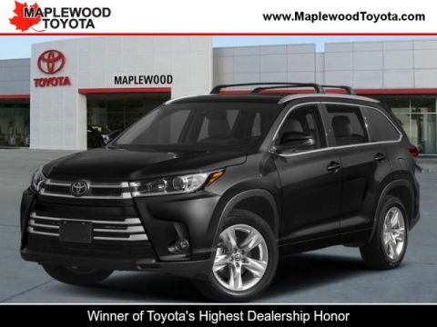 New 2017 Toyota Highlander Limited Sport Utility