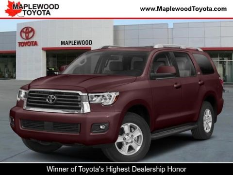 New 2018 Toyota Sequoia Limited Sport Utility