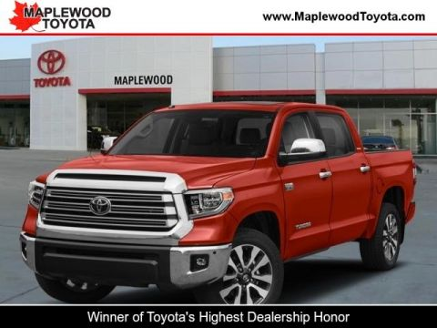 2018 Toyota Tundra 4WD Limited
