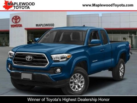 New 2018 Toyota Tacoma TRD Sport Access Cab
