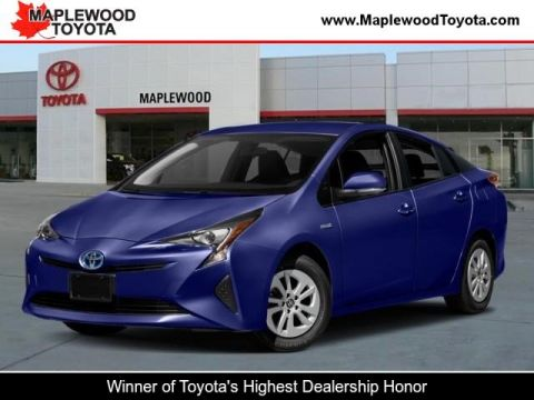 New 2018 Toyota Prius Two 4dr Car
