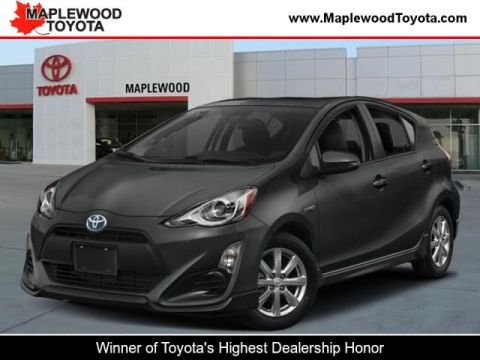 New 2018 Toyota Prius c Four 4dr Car