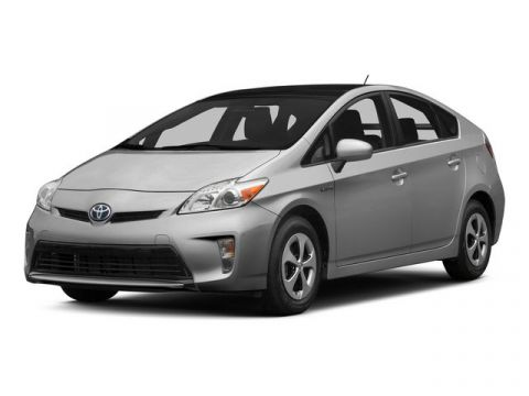 Pre-Owned 2015 Toyota Prius HYBRID Hatchback