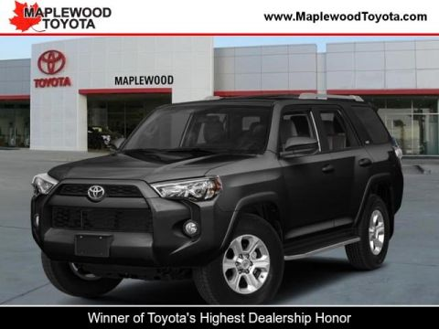 New 2018 Toyota 4Runner 2WD Sport Utility